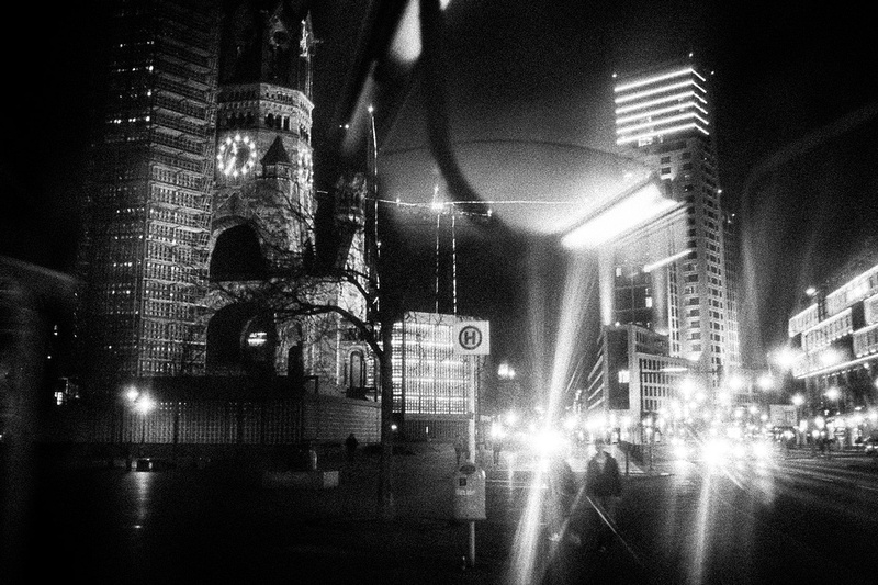 """from the book """"Berlin Nights"""" by Christian Reister / Hoxton Mini Press"""