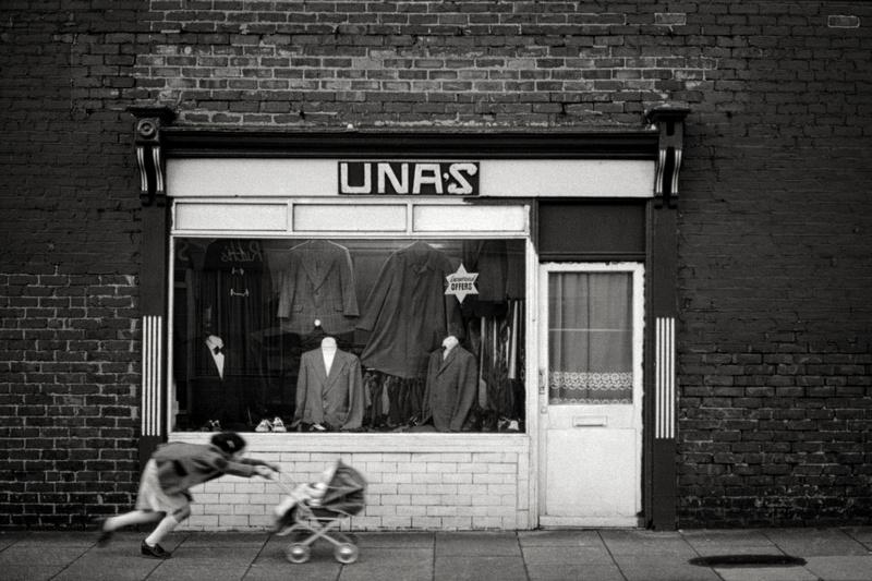 Una's - First Avenue, Ashington 1978